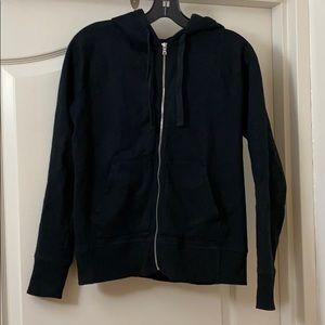 Like NEW GAP XS zipper hoodie